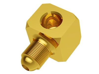 Square elbow fitting (EQM61) Image