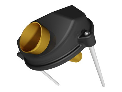 Lid assembly interchangeable between Greasemaster II and Greasemaster 3. (GM3-28) Image