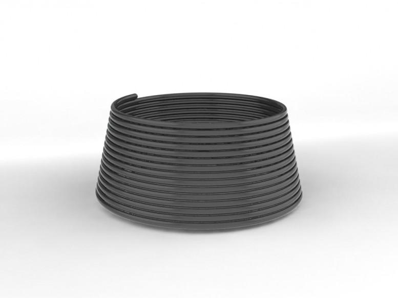 4mm tube4 x 2 mm flexible nylon tube (TFN532) Image