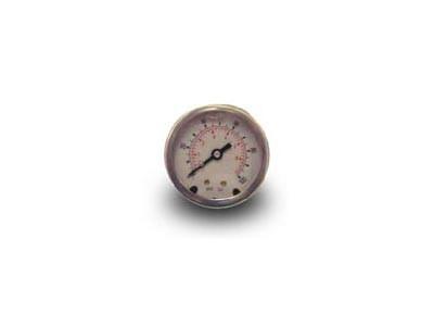 Glycerine filled stainless pressure gauge, 160 PSI (GF160LF) Image