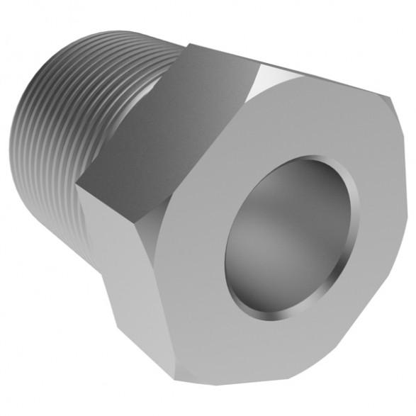 3/16 o.d. x 3/8 UNF Sleeve nut (N316) Image